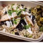 Chido Mexican Chicken Rice Bowl Evansville