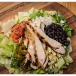 Chido Mexican Chicken Salad Evansville