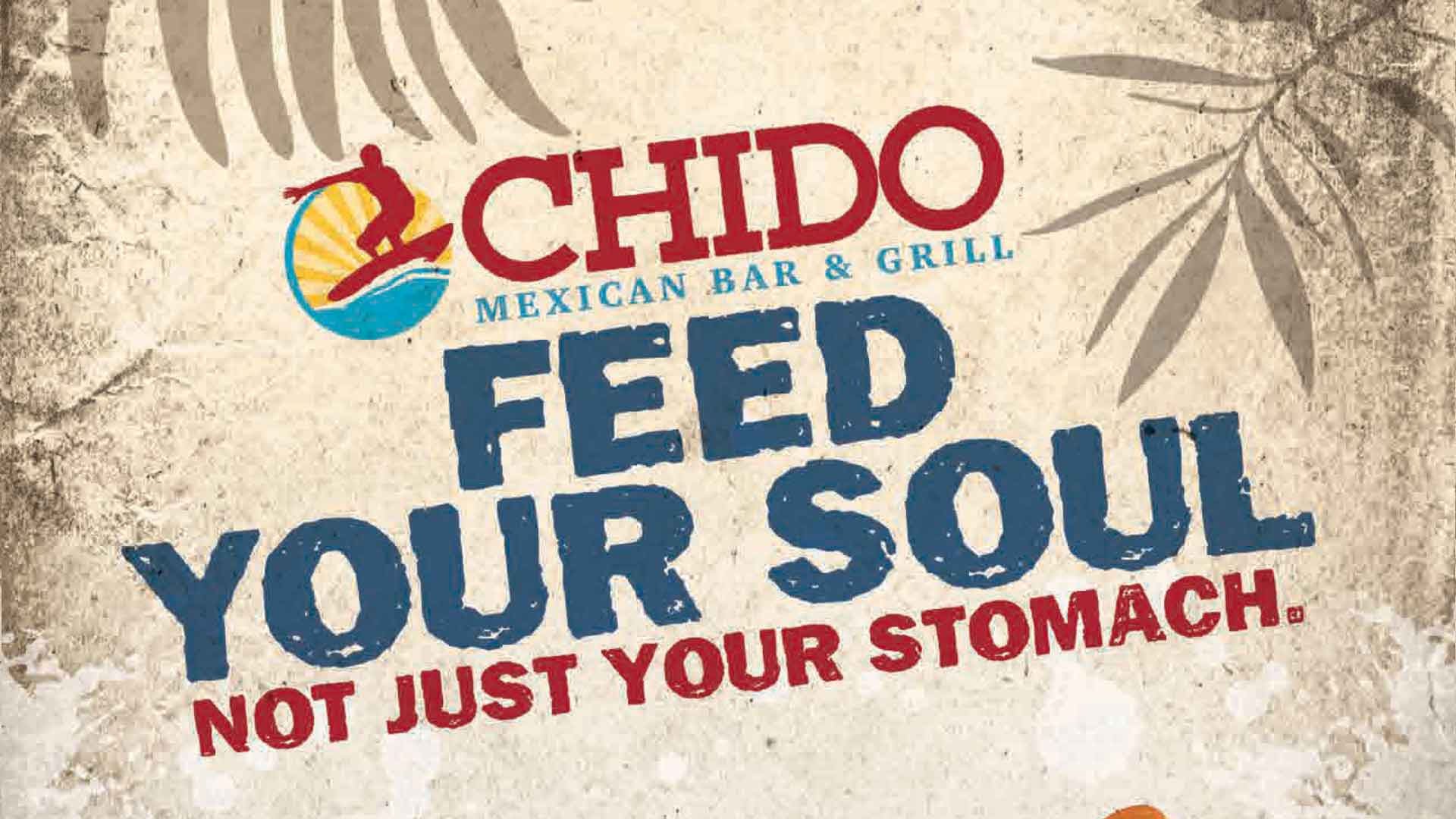 Chido, Background, Feed Your Soul, Evansville